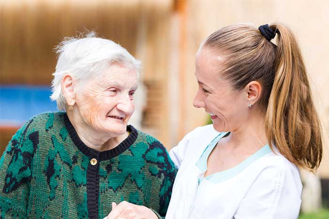 We All Need Someone to Lean OnFind Companionship & Senior Care Services